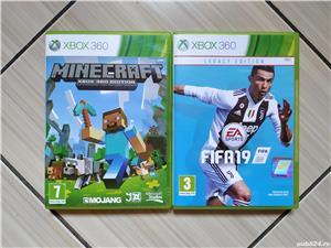 Xbox 360: Fifa 19 Legacy Edition, Minecraft, Kinect Sports Ultimate - Kinect Sports & Kinect Sports2 - imagine 8