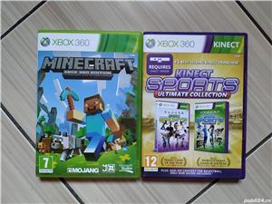 Xbox 360: Fifa 19 Legacy Edition, Minecraft, Kinect Sports Ultimate - Kinect Sports & Kinect Sports2 - imagine 10