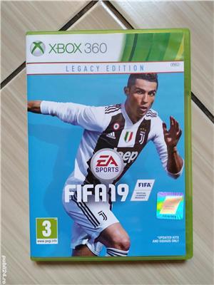 Xbox 360: Fifa 19 Legacy Edition, Minecraft, Kinect Sports Ultimate - Kinect Sports & Kinect Sports2 - imagine 4