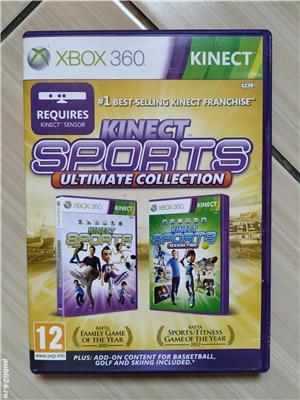 Xbox 360: Fifa 19 Legacy Edition, Minecraft, Kinect Sports Ultimate - Kinect Sports & Kinect Sports2 - imagine 6
