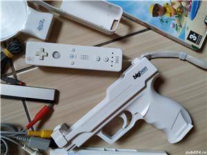 Consola Nintendo Wii completa, cu toate accesoriile & jocuri incluse! - imagine 7