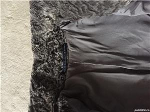 Vand haina din blana sintetica-noua - imagine 3