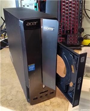 Vand Mini PC acer XC-603 Wi-Fi| HDMI| USB3| DVD/RW| 1TBHDD| intel J1900 up 2.4GHz QuadCore| 8GBDDR3 - imagine 4