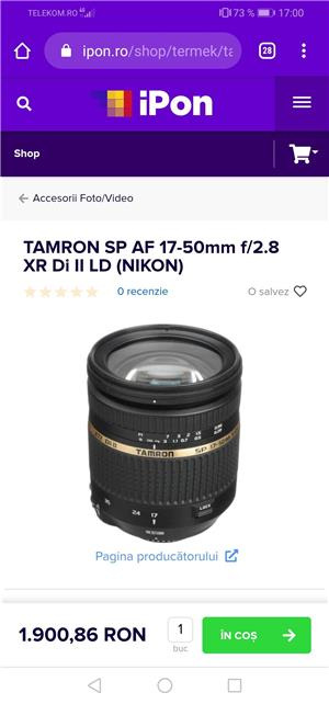 Nikon D5200 + Tamron 17-50 F/2.8 - imagine 2