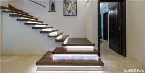 Usi interior lemn masiv - scari interioare lemn masiv - mobilier - imagine 4