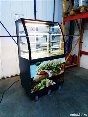 Vitrină frigorifică pentru COFETĂRIE OSCARTIELLE   - imagine 1
