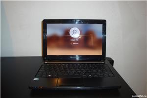 "Laptop notebook packard bell 10.1"" intel dual core 4GB DDR3 1.3kg  - imagine 1"