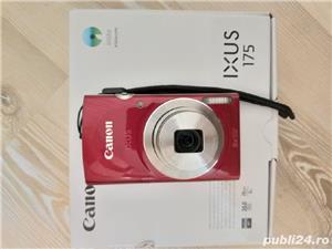 Cameră foto CANON Ixus 175 + Husa Qlive cadou - imagine 1