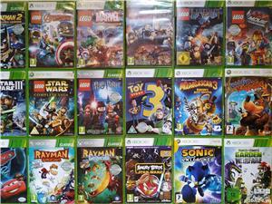 Xbox 360: Lego, Rayman, Iron Man, Superman, Batman, Transformers, ToyStory, Ben 10, Cars, Sims 3,etc - imagine 5