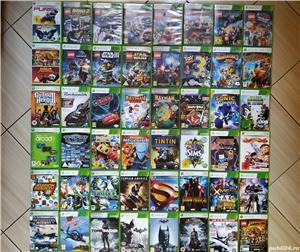 Xbox 360: Lego, Rayman, Iron Man, Superman, Batman, Transformers, ToyStory, Ben 10, Cars, Sims 3,etc - imagine 6
