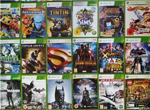 Xbox 360: Lego, Rayman, Iron Man, Superman, Batman, Transformers, ToyStory, Ben 10, Cars, Sims 3,etc - imagine 2