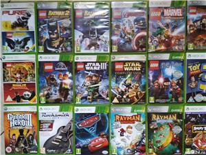 Xbox 360: Lego, Rayman, Iron Man, Superman, Batman, Transformers, ToyStory, Ben 10, Cars, Sims 3,etc - imagine 4