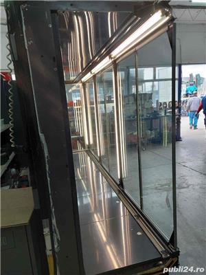 Raft frigorific cu uși de sticlă pentru băuturi/carne și mezeluri  - imagine 6