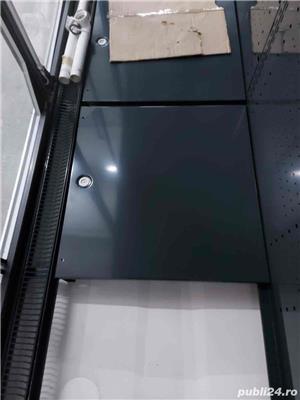 Raft frigorific cu uși de sticlă pentru băuturi/carne și mezeluri  - imagine 5