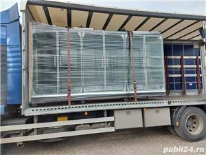 Raft frigorific cu uși de sticlă pentru băuturi/carne și mezeluri  - imagine 2