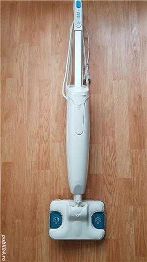 Mop electric cu abur Rowenta Steam Power ry 6557 wh. - imagine 1