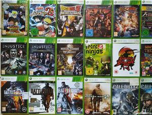 Xbox 360: GTA, FIFA, UFC, NFS, MotoGP, Call Of Duty, F1, Forza, WRC, Mortal Kombat, Battelfield, etc - imagine 2