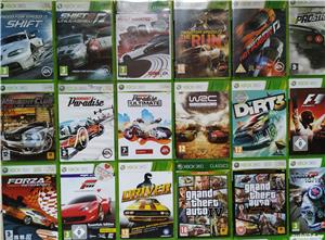 Xbox 360: GTA, FIFA, UFC, NFS, MotoGP, Call Of Duty, F1, Forza, WRC, Mortal Kombat, Battelfield, etc - imagine 4