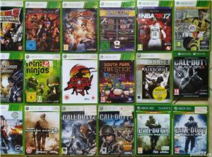 Xbox 360: GTA, FIFA, UFC, NFS, MotoGP, Call Of Duty, F1, Forza, WRC, Mortal Kombat, Battelfield, etc - imagine 3