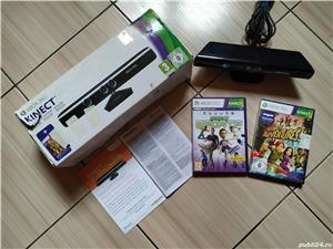 Xbox 360: Kinect Xbox 360 la cutie + jocurile Adventures & Sports - imagine 7
