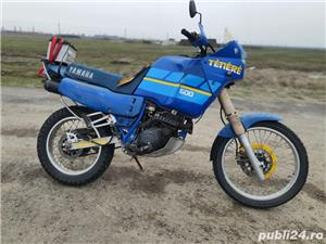motocicleta Yamaha Temere 600 cmc - imagine 3