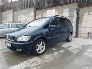 Opel Zafira A - imagine 5