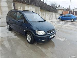 Opel Zafira A - imagine 6