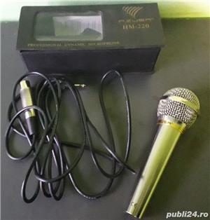 Microfon AZUSA HM-220, PROFESIONAL, nou - imagine 5