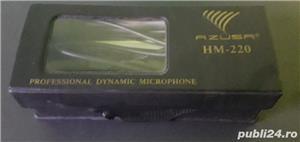 Microfon AZUSA HM-220, PROFESIONAL, nou - imagine 4
