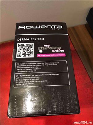 Epilator Laser Rowenta Derma Perfect - imagine 3