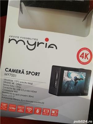 Cameră Sport Myria MY7001 4K - imagine 3