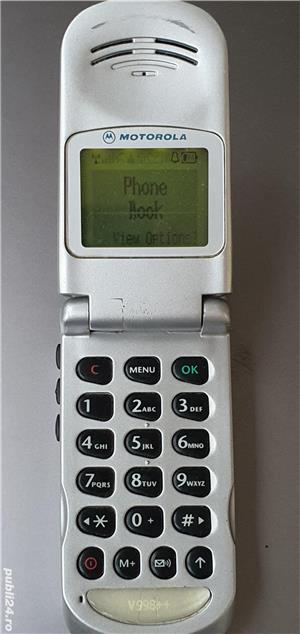 Motorola V998++ - 2000 - liber - imagine 5