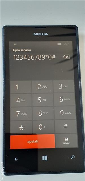 Nokia 520 LUMIA - 2013 - Orange RO - imagine 1