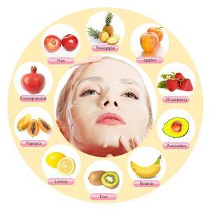 Aparat cosmetic automat preparare masti faciale cu colagen - imagine 10