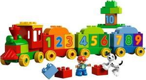 LEGO DUPLO Trenul cu numere - imagine 2