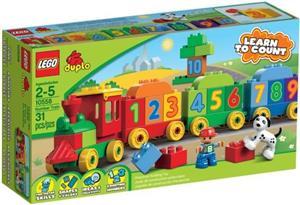 LEGO DUPLO Trenul cu numere - imagine 1