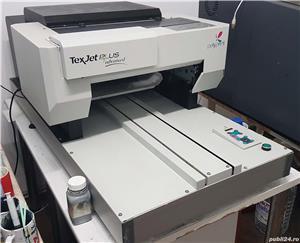 Imprimanta Textile DTG Polyprint Texjet Plus Advanced - imagine 1