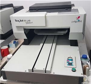 Imprimanta Textile DTG Polyprint Texjet Plus Advanced - imagine 2