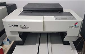 Imprimanta Textile DTG Polyprint Texjet Plus Advanced - imagine 3
