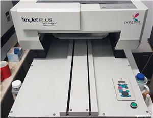Imprimanta Textile DTG Polyprint Texjet Plus Advanced - imagine 4