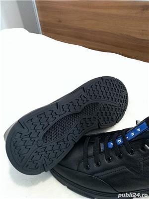 Adidas super elegant din piele naturala  - imagine 6