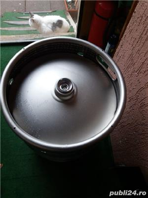 butoaie bere inox 60 l - imagine 3