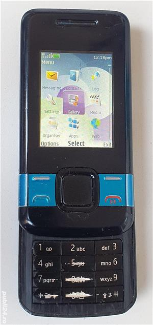 Nokia 7100s SUPERNOVA BLUE - 2008 - liber - imagine 4