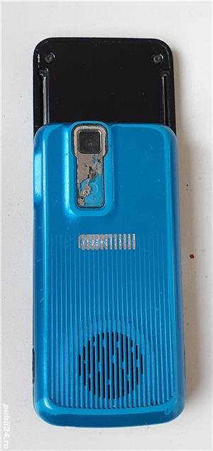Nokia 7100s SUPERNOVA BLUE - 2008 - liber - imagine 6