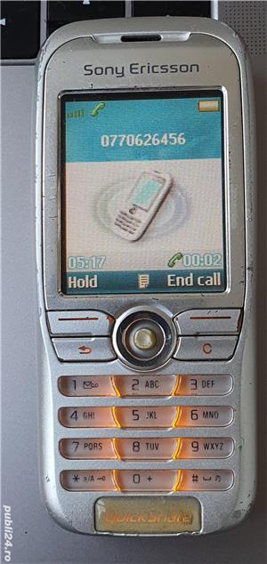 Sony Ericsson K500i - 2004 - liber - imagine 4