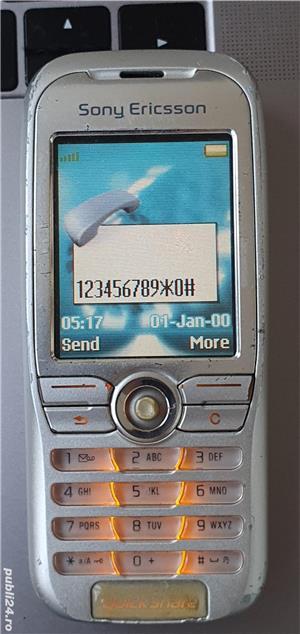 Sony Ericsson K500i - 2004 - liber - imagine 2