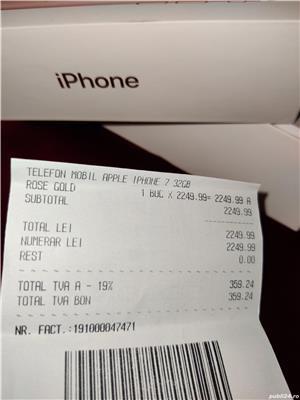 iPhone 7 rose gold - imagine 4