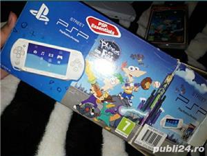 PSP Ice White E1004W - imagine 1