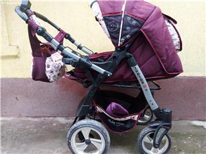 Carucior  copii baby-merc 2in1 - imagine 1