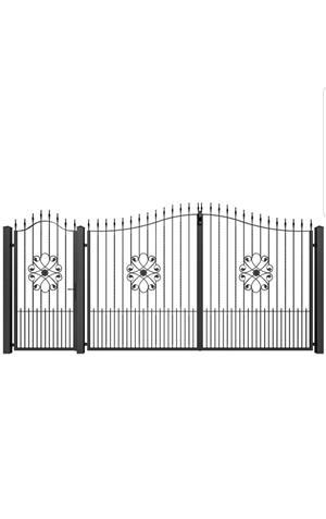 Porți metalice diferite modele  - imagine 11